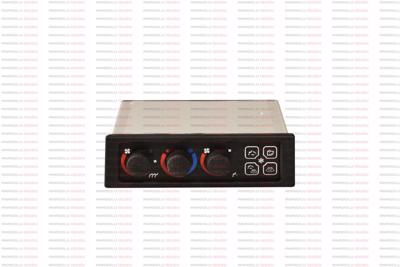 387020655001 - KUMANDA, KALORIFER (ELEKTRONIK) Isuzu orjinal yedek parça